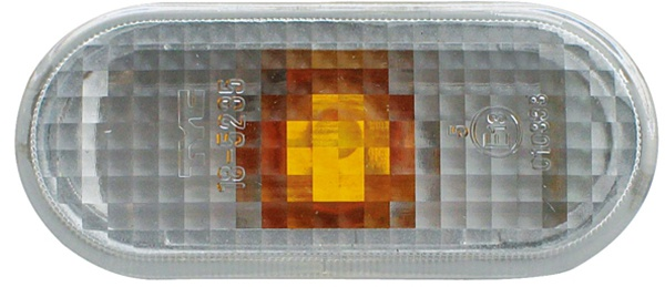 Seitenblinker weiß re=li TYC für VW Bus Transporter T5 03-07