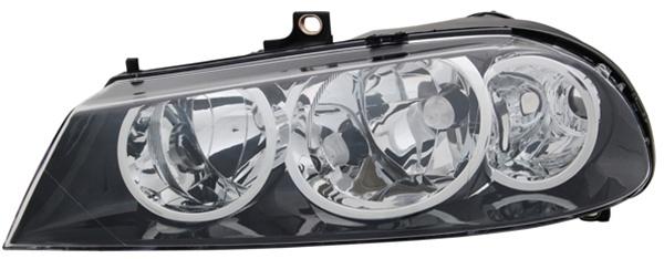 H1 / H7 Scheinwerfer links TYC für ALFA Romeo 156 03-05