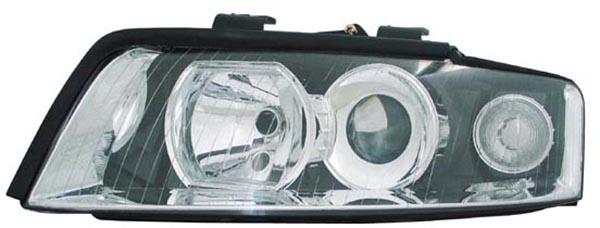 H7 / H7 Scheinwerfer links TYC für Audi A4 8E 00-04