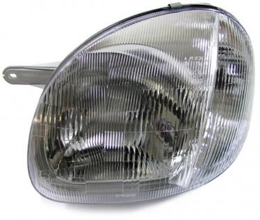 H4 Scheinwerfer Links FÜr Hyundai Atos 98-01 - Vorschau