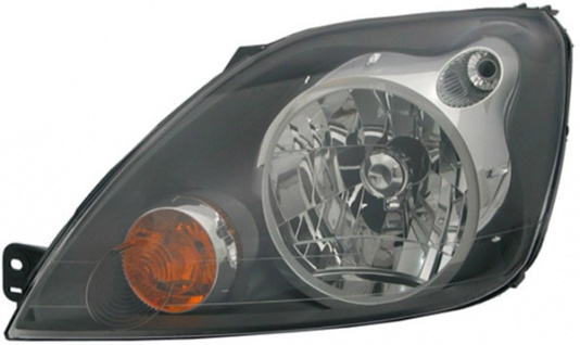 H4 Scheinwerfer links TYC für Ford Fiesta V 05-07