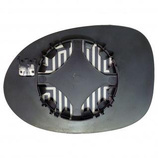 Spiegelglas beheizbar rechts für Renault Doppeltgo 93-07