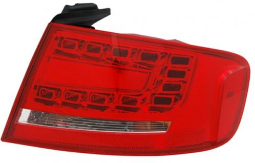 LED Rückleuchte / Heckleuchte Aussen rechts TYC für Audi A4 Limousine 8K 07-11