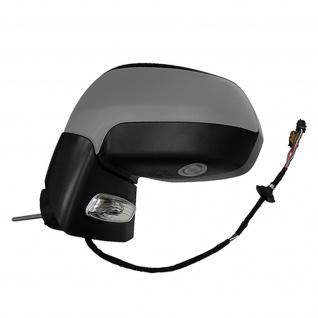 Außenspiegel elektrisch links für PEUGEOT 5008 09-