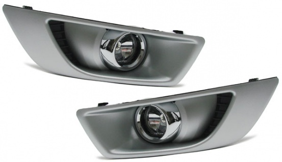Nebelscheinwerfer H8 Titanium S + X Paar für Ford Mondeo 07-10