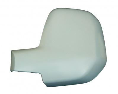 Spiegelkappe grundiert links für Peugeot Partner 08-12
