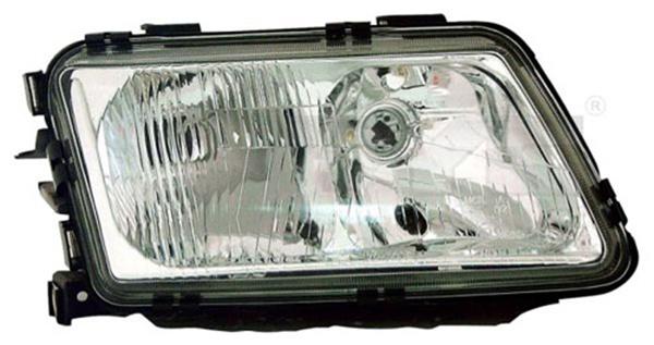 H1 H7 Scheinwerfer rechts für Audi A3 8L 96-00