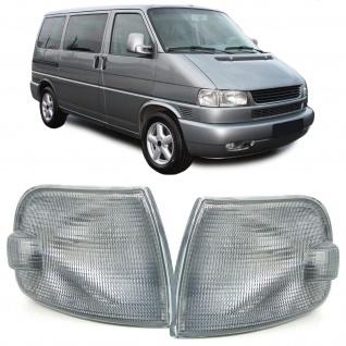 Blinker weiß Paar für VW T4 Multivan Caravelle 96-03