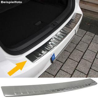 Ladekantenschutz Stoßstangenschutz Abdeckung Edelstahl für Ford B-Max ab 12 - Vorschau 2