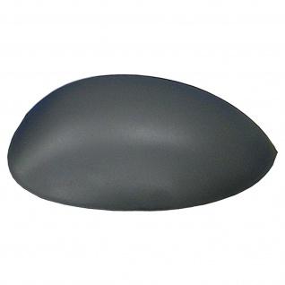 Spiegelkappe schwarz links für PEUGEOT 206 CC 00- - Vorschau