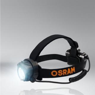 Osram LEDinspect Kopflampe 300 LEDIL209 LED Stirnlicht mit Batterie
