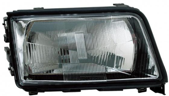 H4 Scheinwerfer rechts TYC für Audi 100 C4 90-94