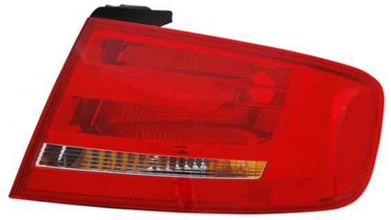 Rückleuchte / Heckleuchte Aussen rechts TYC für Audi A4 Limousine 8K 07-11