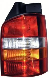 Rückleuchte rechts - Flügeltüren für VW T5 Bus + Transporter 03-09