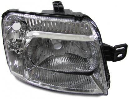 H4 Scheinwerfer rechts für FIAT Panda 03-09