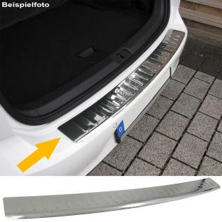 Ladekantenschutz Stoßstangenschutz Edelstahl für Mercedes C Klasse Kombi S205