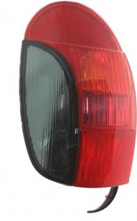 Rückleuchte / Heckleuchte links TYC für Peugeot 306 SW Kombi 93-02