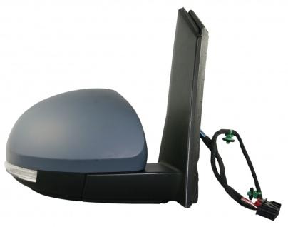 Außenspiegel elektrisch rechts für VW Sharan 7N 10-