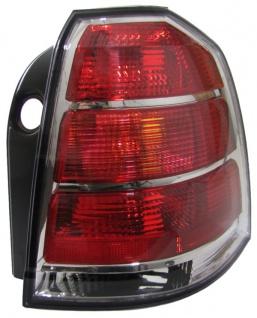 Rückleuchte rechts für Opel Zafira 05-07