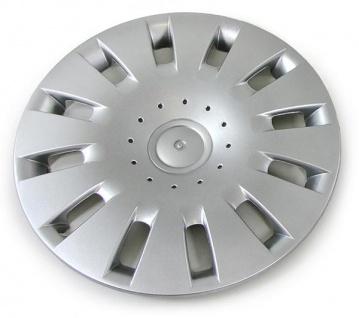Radkappe für Stahlfelge Design Afrika 1 Stück für VW Polo 9N 01-07 Fox 05-11