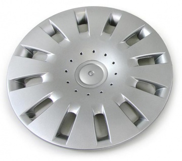 Radkappe für Stahlfelge Design Afrika 15 Zoll für VW Polo 9N 01-07 Fox 05-11