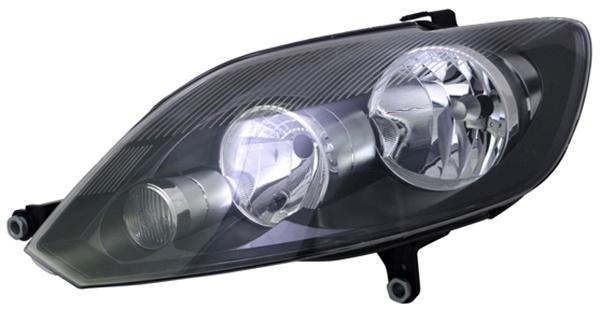 H7 / H15 Scheinwerfer links TYC für VW Golf Plus 09-