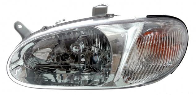 Scheinwerfer rechts für Kia Sephia II 97-01 - Vorschau