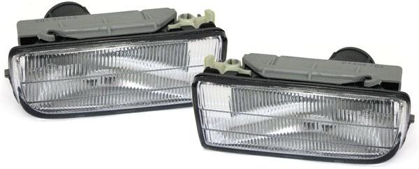 H1 Nebelscheinwerfer für BMW 3ER E36 Limousine Coupe Cabrio Compact Touring