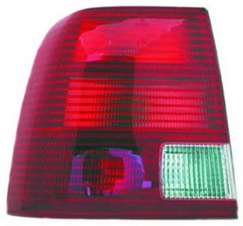 Rückleuchte / Heckleuchte links TYC für VW Passat Limousine 3B 96-00 - Vorschau