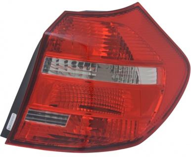RÜCKLEUCHTE / HECKLEUCHTE ROT RECHTS TYC FÜR BMW 1ER E81 E87 07-12