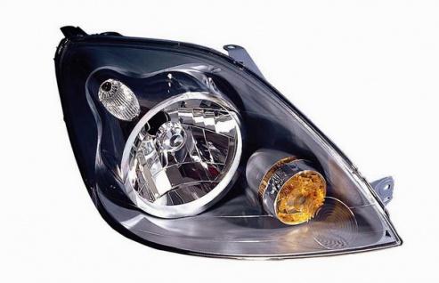 H4 Scheinwerfer rechts für Ford Fiesta 05-08