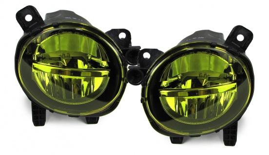 LED Nebelscheinwerfer Gelb für BMW 1er F20 F21 3er F30 F31 F34 4er F32 F33 F36
