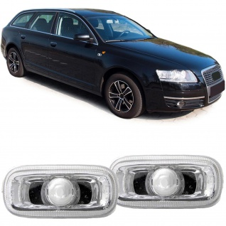 Seitenblinker Paar für Audi A4 8E 00-04 A3 8P 03-08 A4 8E 04-08 A6 4F 05-11