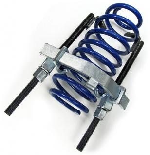 Federspanner Montagespanner für Tuning Tieferlegung PKW Federn bis 1500kg - Vorschau 1