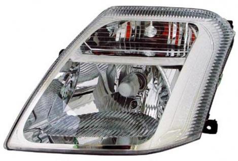 H4 Scheinwerfer links TYC für Citroen C2 03- - Vorschau
