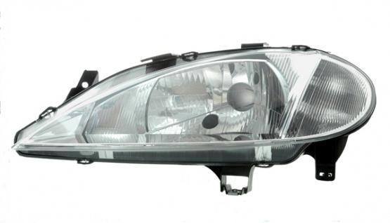 H4 Scheinwerfer links TYC für Renault Megane I Coupe Cabrio 99-03