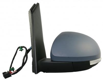 Außenspiegel elektrisch links für VW Sharan 7N 10-