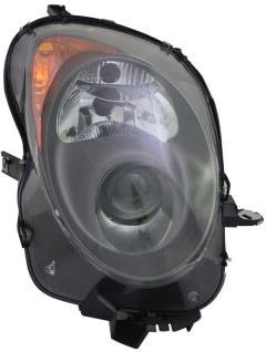 H7 / H7 Scheinwerfer grau rechts TYC für ALFA Romeo Mito 08-