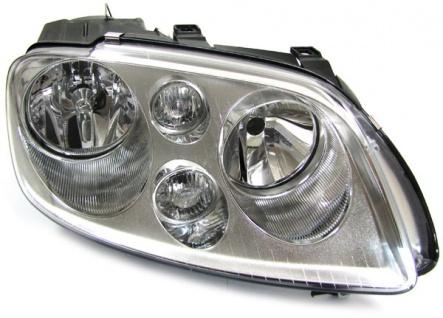 H7 H7 Scheinwerfer mit Stellmotor rechts für VW Touran 03-06 + Caddy 04-10
