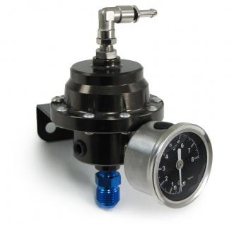 Universal Benzindruckregler einstellbar 0-8 KG/CM2 mit Manometer
