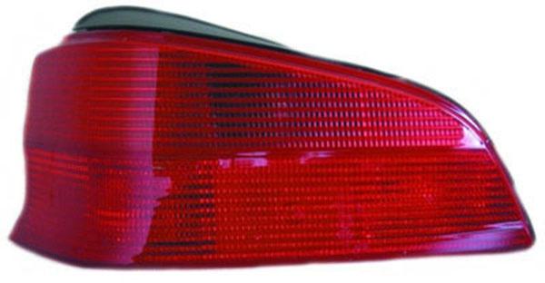 Rückleuchte / Heckleuchte links TYC für Peugeot 106 II 96-03