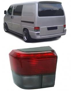 Rückleuchte rot grau links für VW Bus T4