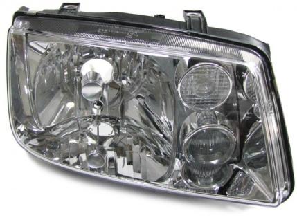 H4 H3 Scheinwerfer rechts für VW Bora 98-05