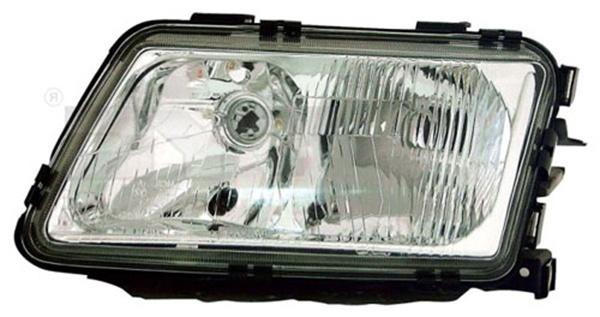 H1 H7 Scheinwerfer links für Audi A3 8L 96-00