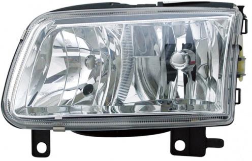 H1 / H7 Scheinwerfer links TYC für VW Polo 6N2 99-01