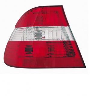 Rückleuchte / Heckleuchte Aussen weiß links TYC für BMW 3ER Limousine E46 01-05