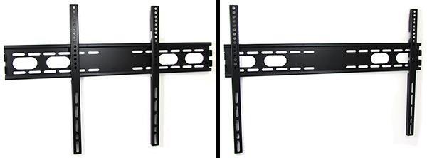 TV Wandhalterung 42-70 Zoll VESA MAX 750x500 für LCD LED Plasma Flachbildschirme - Vorschau 4