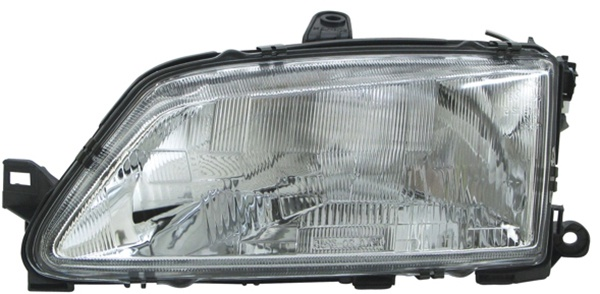 H4 Scheinwerfer links TYC für Peugeot 306 93-97