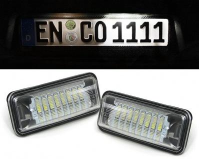 LED Kennzeichenbeleuchtung weiß 6000K für Toyota GT86 ab 12