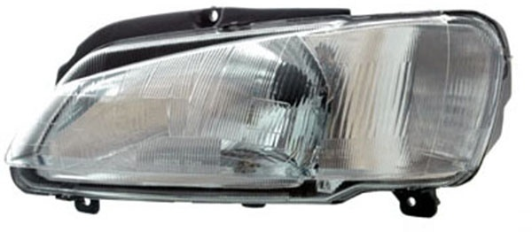 H4 Scheinwerfer links TYC für Peugeot 106 II 96-03
